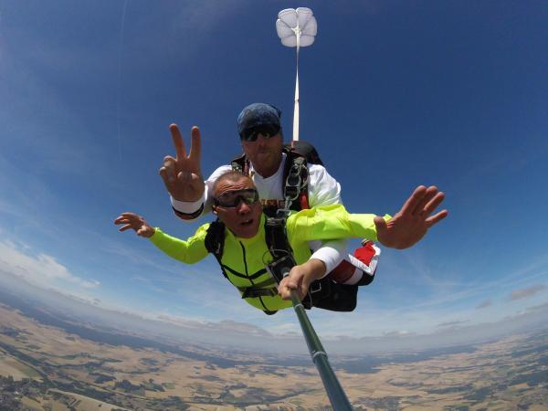 Cooltandem parachutisme